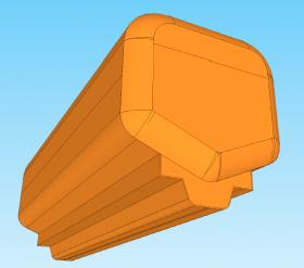 gübre tankı 3D
